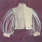'Costume Display' 80 x 80cm acrylic on canvas